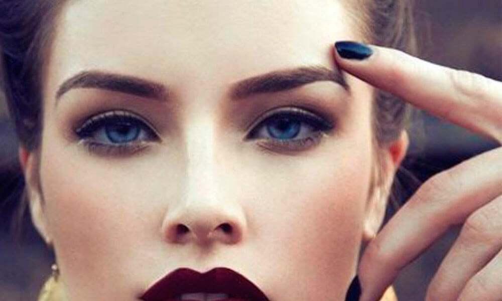 Пошаговая инструкция по макияжу для бровей