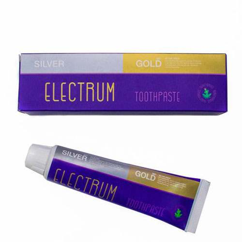 Beautydrugs Electrum Gold Silver Toothpaste - зубная паста